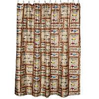 Занавесь для душа Riversedge Lure Shower Curtain
