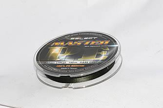 Шнур Select Master 100m 0.010 темная