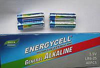 Батарейки Energycell LR03 (AAA) ALKALINE