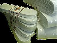Резинка текстильная 3,0см белый (10метров)