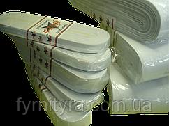 Резинка текстильная 1,5см белая (10метров)