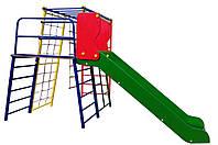 """Комплекс """"Веселка-М"""" спортивно-игровой для малышей (в комплекте навесное оборудование). НОВИНКА! 810/кду DALI"""