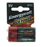 Батарейка Energycell 9V Крона