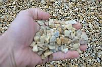 Мраморная крошка в размере 3-10 мм