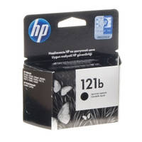 Картридж струйный HP для DJ D2563/F4283 HP 121TEXT Black (CC636HE)