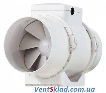 Вентилятор промышленный канальный (до 2455 об.мин) Вентс ТТ 125