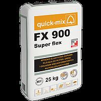 Морозостойкий клей для фасадной плитки quick-mix FX 900 Super Flex