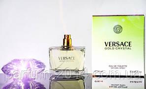 Женская туалетная вода Versace Gold Crystal (реплика), фото 2
