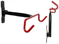 Крепление велосипеда за раму к стене (складное),подвесной кронштейн