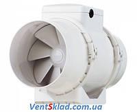 Промышленный канальный вентилятор (до 2510 об.мин.) Вентс ТТ 125 C