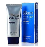 Антивозрастной ББ-крем с коллагеном 3W CLINIC Wrinkle Repair BB Cream - 50ml