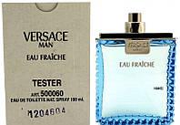 Versace Man Eau Fraiche туалетная вода 100 мл ТЕСТЕР спрей