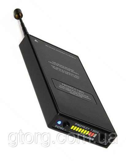 Портативный индикатор поля - детектор жучков PROTECT 1203