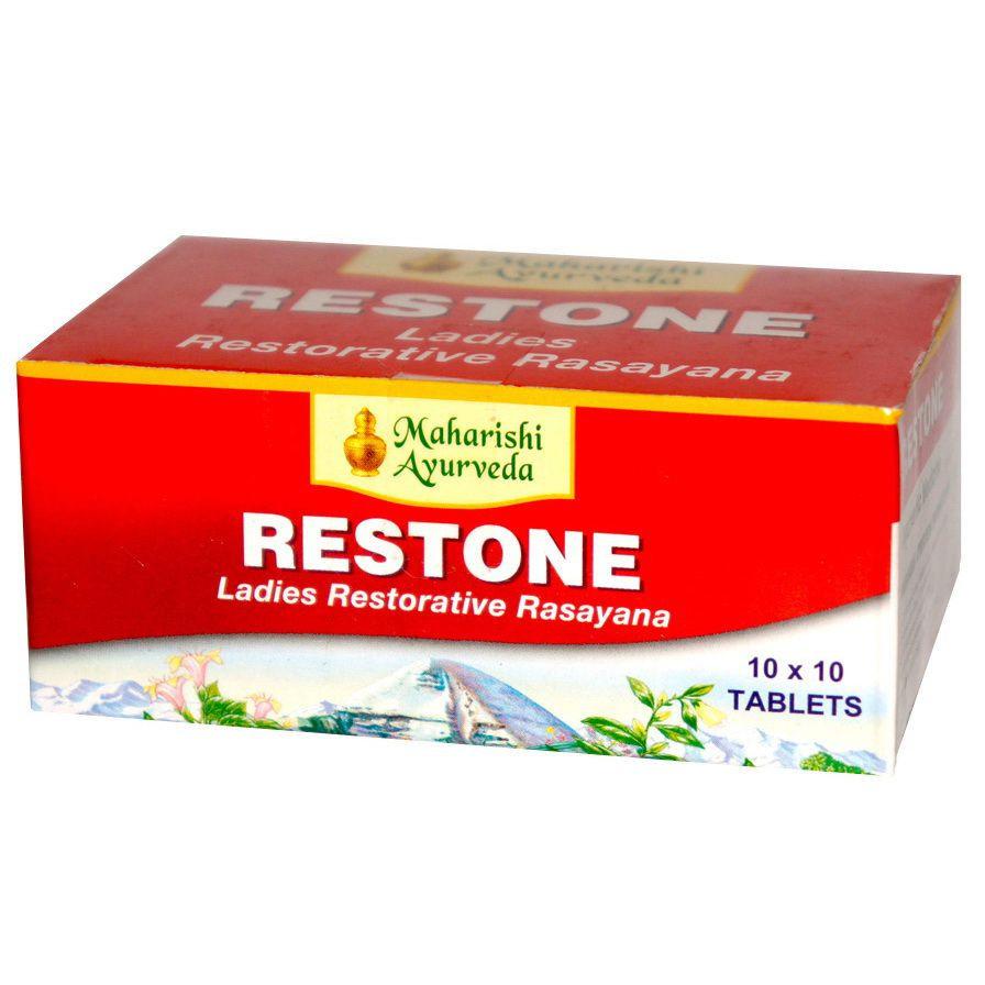 Рестон — для здоров'я психіки і фізіології жінки, Restone (100tab)