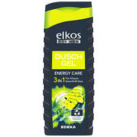 Гель для душа Elkos Men Energy Care 3in1 300 ml
