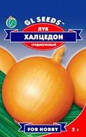 Семена лук  Халцедон однолетний  лежкий  луковицы 100-150 г