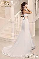Свадебное платье модель 748