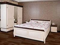 Кровать Мальта - 100 с ящиками (без ламелей)