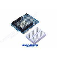 Arduino Prototype Shield з макетною платою