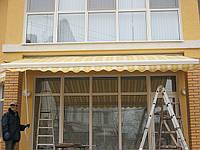Маркизы в Одессе и в Украине производство и продажа под заказ замеры консультации гарантии