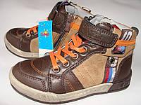 Детские демисезонные ботинки.31 рр., фото 1