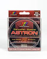 Шнур EOS Astron PE, 0.12 мм., 150м., (black)