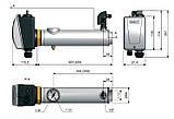 Электронагреватель Compact Titan Pahlen 9 кВт нержавейка / титан, фото 4