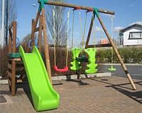 Игровой Комплекс  Детская Площадка из Дерева Strasburg Little Tikes 171161
