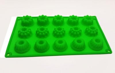 Форма силиконовая для выпечки Втулка 15 малая