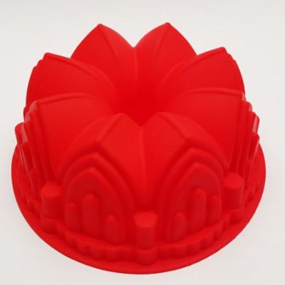 Форма силиконовая для выпечки Замок