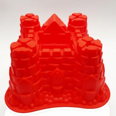 Форма для випічки великий Замок