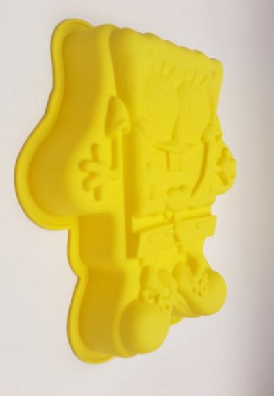 Форма силиконовая для выпечки Спанчбоб