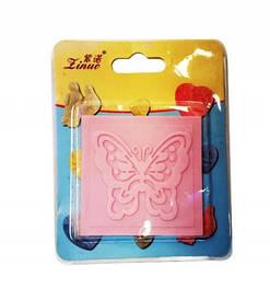Мат для айсинга квадрат Бабочка 2