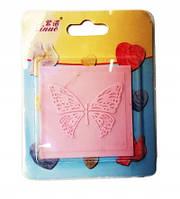 Мат для айсинга квадрат Бабочка 1