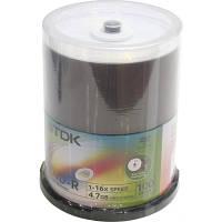 """Диски TDK DVD - R ink Print CB""""100"""" 16x"""