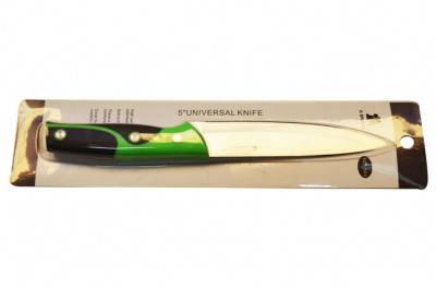 Ножи зелёно-черные 5