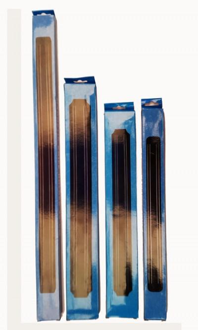 Магнит для ножей цветной 38 см широкий