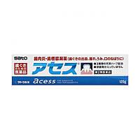 Лечебная зубная паста от пародонтоза и гингивита SATO Acess 120 г