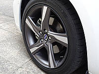 Защита литых дисков черного цвета R13-R14