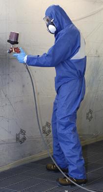 Комбинезон защитный 3М 4530 Синий, M