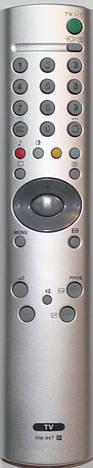 Пульт для SONY RM-947, фото 2