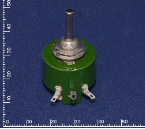Резистор ППБ-3А 2,2 кОм ± 5% змінний, дротовий, регулювальний