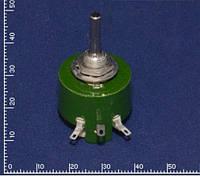 Резистор ППБ-3А 1 кОм±5% переменный, проволочный, регулировочный