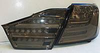 Toyota Сamry V50 оптика задняя LED черная V2