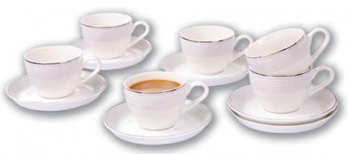 Кофейный набор AURORA AU-926, 12 предметов, фото 2