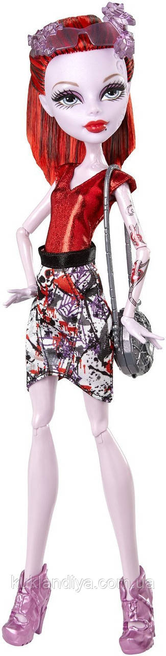 Кукла Monster High Boo York Оперетта