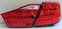 Toyota Сamry V50 оптика задняя LED красная V2