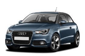 Автомобильные стекла для AUDI A1