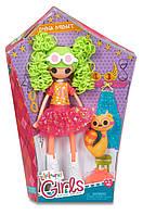 Кукла LALALOOPSY GIRLS Дина Великолепная, фото 1