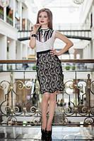 """Женская юбка """" Симона"""", фото 1"""